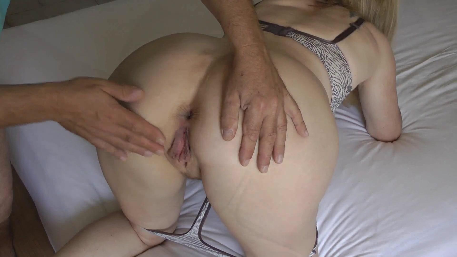 Verheiratet anal jungfrau video