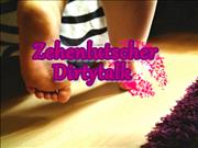 Scharfe-Kitty – Zehen-Lutscher Dirtytalk