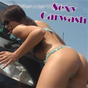 Secret-Bella – Sexy Carwash!