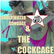HornyRoxy – Underwater Bondage and the CockCage